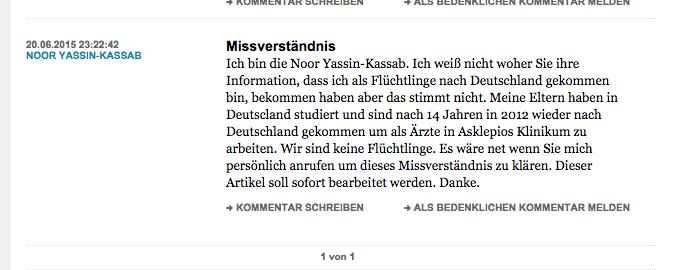 NOOR YASSIN-KASSAB