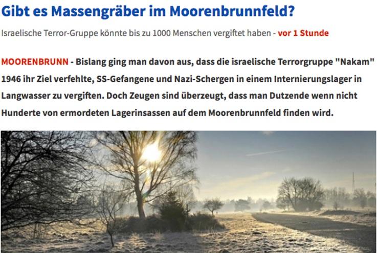 Screenshot von nordbayern.de
