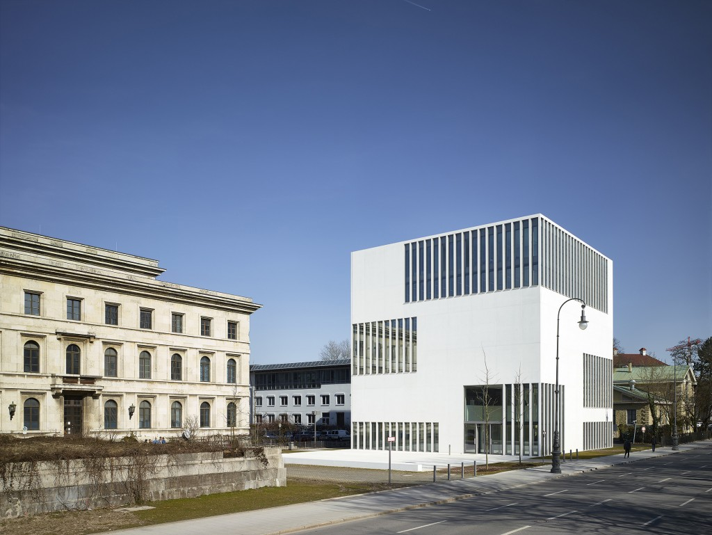 Das NS-Dokumentationzentrum München, Foto: Jens Weber