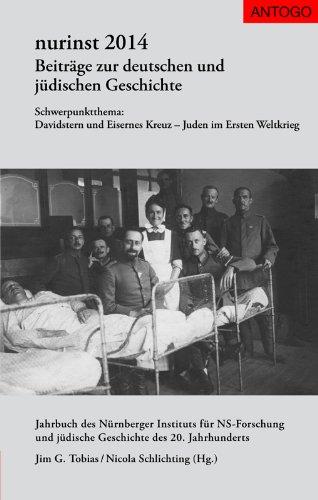 nurinst 2014: Davidstern und Eisernes Kreuz - Juden im Ersten Weltkrieg