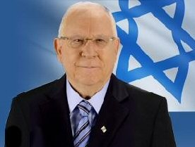 Israels Präsident Reuven Rivlin
