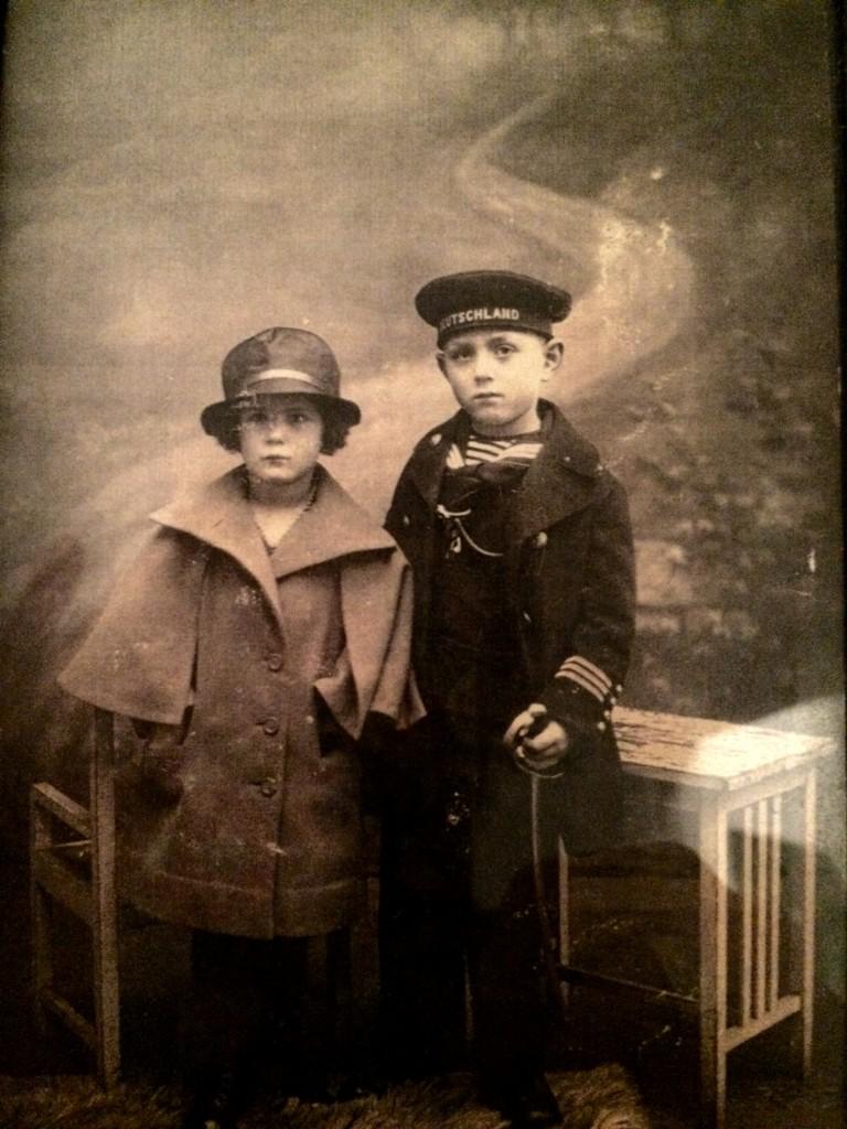 Ruth und ihr Bruder