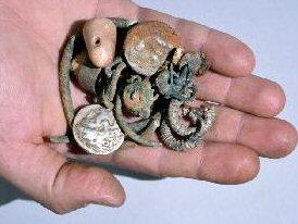 2300 Jahre alter Schatz gefunden