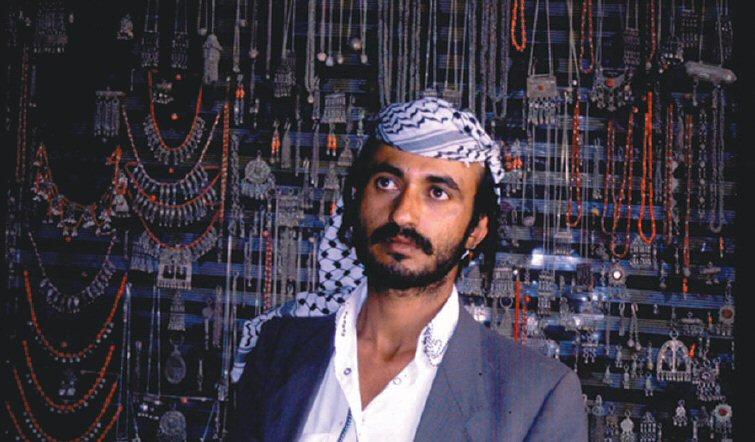 Jemenitischer Silberschmied in Sa'da