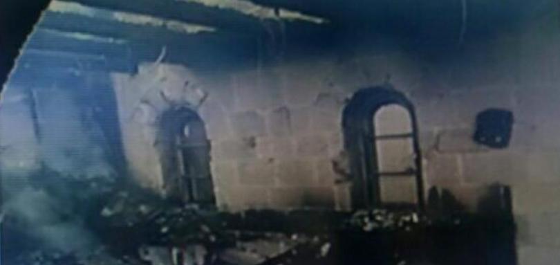 Stellungnahme des Forums deutschsprachiger Reiseleiter in Israel auf den Brandanschlag in Tabgha