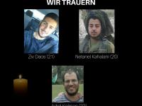 Drei Menschen bei Terroranschlägen getötet